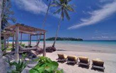 พักผ่อนแบบลักชัวรี่ที่ Soneva Kiri เกาะกูด