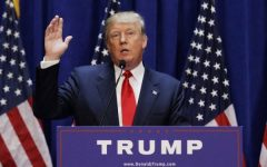 Donald Trump Is Elected President, US