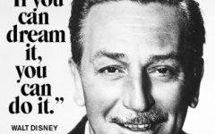 Walt Disney – An entrepreneur, cartoonist, animator, voice actor, and film producer
