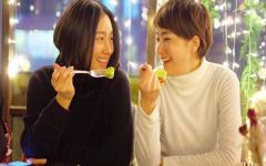 Noon Woranuch romance in Soul, Korea