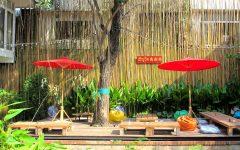 'Ahh Kard D' serves modern Thai cuisine from a retro wooden house
