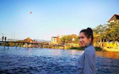 Joy Rinlanee escaped to Wangvieng