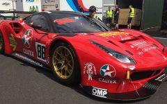 Bathurst 12 Hour – Toni Vilander and Ferrari ready to go