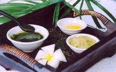 Green Tea Spa Treatment: Dahra Beauty & Spa