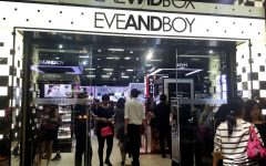 EVEANDBOY, from small cosmetic shop in E-San to the heart of Siam Square