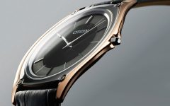 """""""CITIZEN Eco-Drive One"""" — The world' s thinnest light-powered watch  with a 1.00 mm movement"""