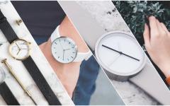 "Handmade Watch ""SIMPL"" introduced to modern jewelry market"