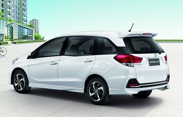 The Two Key Rivals For Mobilio Include Suzuki Ertiga 655000 735000 Baht And Toyota Avanza 640000 729000 Also Has Sienta That