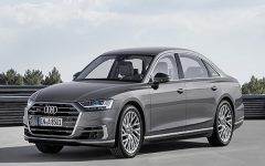 New Audi A8 revealed with self-driving technology