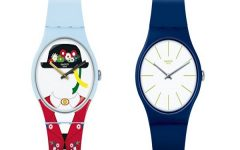 Swatch sophistication for Fall 2017 collection