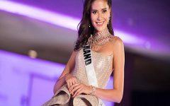 "Mariya's dress ""The winner""of Miss Universe!"