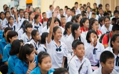 A BRIGHTER FUTURE Finland gives a hand into Thai Educational System