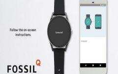 เปิดตัว Fossil Q Control นาฬิกา Android Wear 2.0 แนวสปอร์ต