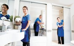 """LPN sending off """"Lumpini maids"""" to condominiums, emphasizing its leading position in Social Enterprise in real estate market"""