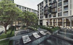 Pruksa introduces Sukhumvit condominium