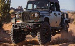 สาวก Jeep เตรียมเฮ !! Scrambler Pickup ปิกอัพสุดบึก หลังคาพับได้ จะพร้อมขายในช่วงปลายปี 2018 นี้