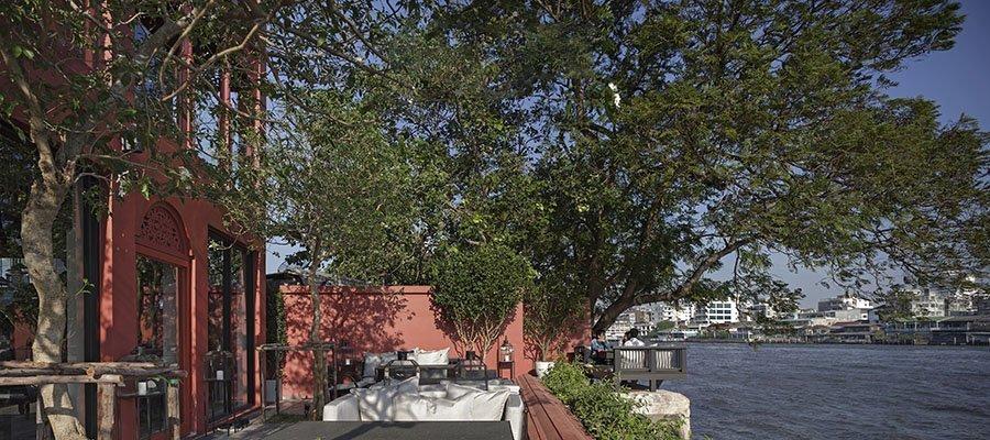 """Amdaeng hotel : """" อำแดง """" กลิ่นรักสดใหม่ในโรงแรมริมแม่น้ำเจ้าพระยาแห่งล่าสุด"""