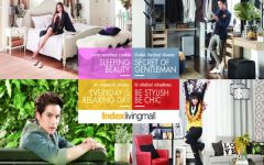 Index Living Mall allies 4 influencers for 2018 Home Décor Trends
