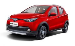 China Electric Car Sales Blow World Out Of The Water — BAIC EC-Series Is A Superstar