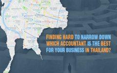 บริษัทรับทำบัญชีเจ้าไหนถึงจะดีที่สุดสำหรับธุรกิจของคุณในประเทศไทย?