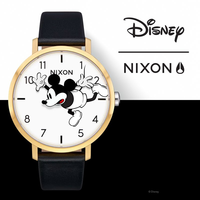 NIXON Launches Mickey Mouse Collection