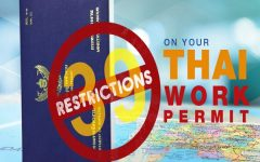 39 Restrictions on Your Thai Work Permit You should Know