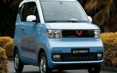 เบิกตัว Wuling Hongguang รถยนต์ทรงกล่องใช้ถ่านพลังไฟฟ้าขับเคลื่อน!