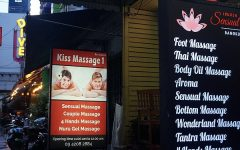 Sex massage parlors may reopen but must report patrons to gov't
