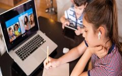 Assisting Your Kids in the Virtual Learning Space