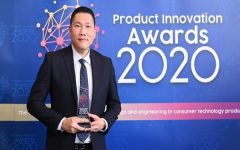 """The All-New Volvo S60 Wins the Innovative Lifestyle Product Award of the Year At the """"PRODUCT INNOVATION AWARDS 2020"""""""