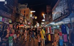 Khao San Road and Ong Ang canal to get weekend walking streets