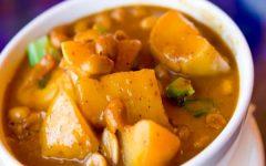 The World's 50 Best Foods… Thai massaman curry tops the list