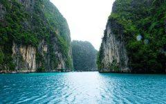 เกาะพีพี สวรรค์สำหรับคนชอบทะเล