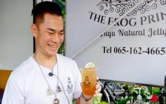 TOUR GUIDE WHO LOST HIS JOB IN PANDEMIC OPENS TEA SHOP