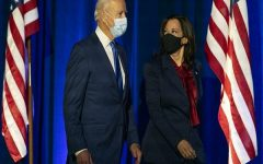BIDEN WINS WHITE HOUSE, VOWING NEW DIRECTION FOR DIVIDED U.S.