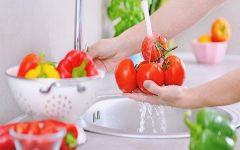 3 วิธีล้างผักผลไม้ให้สะอาดอย่างง่ายๆ