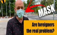 """Thailand's """"problem foreigners"""" who don't wear masks. Really?! 