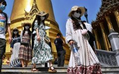 Thailand's Tourism Industry Crippled as Tourist Arrivals Hit Decade Low