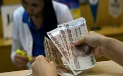 Once on Top Thai Baht Now Becoming Asia's Worst-Hit Currency