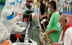 Record high as Chon Buri hits nearly 800 Covid-19 infections