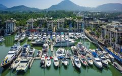 Where have all of Thailand's boat shows gone?