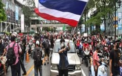 Protesters in Thailand Ramp Up Pressure for Prime Minister to Resign