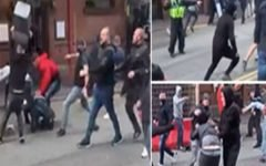 Man United vs Leeds United:Six People have been Arrested