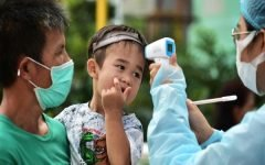 Thai Health Reports 31,000 Children Covid Cases Since May, 9 Deaths