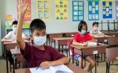 Education ministry to accelerate vaccination of over 200,000 teachers