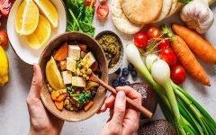 อาหาร 6 ชนิด แหล่งโปรตีนสำคัญที่คนกินมังสวิรัติต้องลิสต์ให้ไว