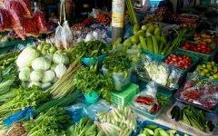 Floods bring higher prices on vegetables to Vegetarian Festival